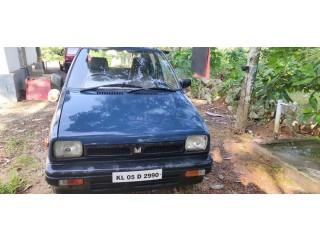 Maruthi 800/1997 model new, tax