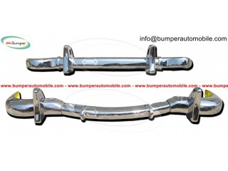 Mercedes W190 SL bumper by stainless steel