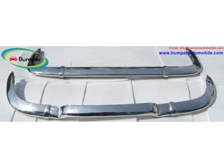 Renault Caravelle bumper by stainless steel