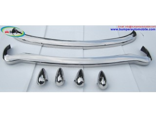 MGB bumper by stainless steel
