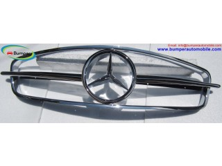 Mercedes W190SL Grill by stainless steel