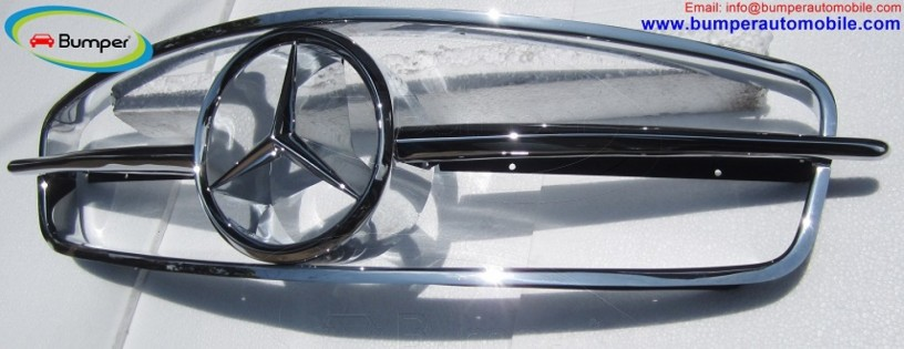 mercedes-w190sl-grill-by-stainless-steel-big-2