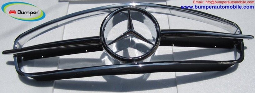 mercedes-w190sl-grill-by-stainless-steel-big-0