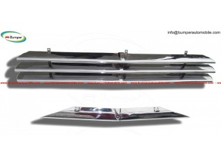 Saab 92 92B Grille by stainless steel