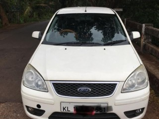 Ford Fiesta 2008 Model ZXi Diesel, Original Kerala
