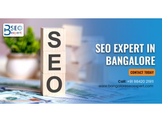 Best SEO Expert Bangalore - Expert SEO Strategy for You