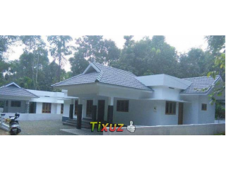 New House In Pampady kottayam
