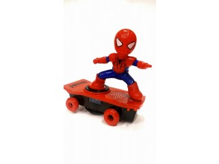 Kinetic skateboard SPIDER-MAN